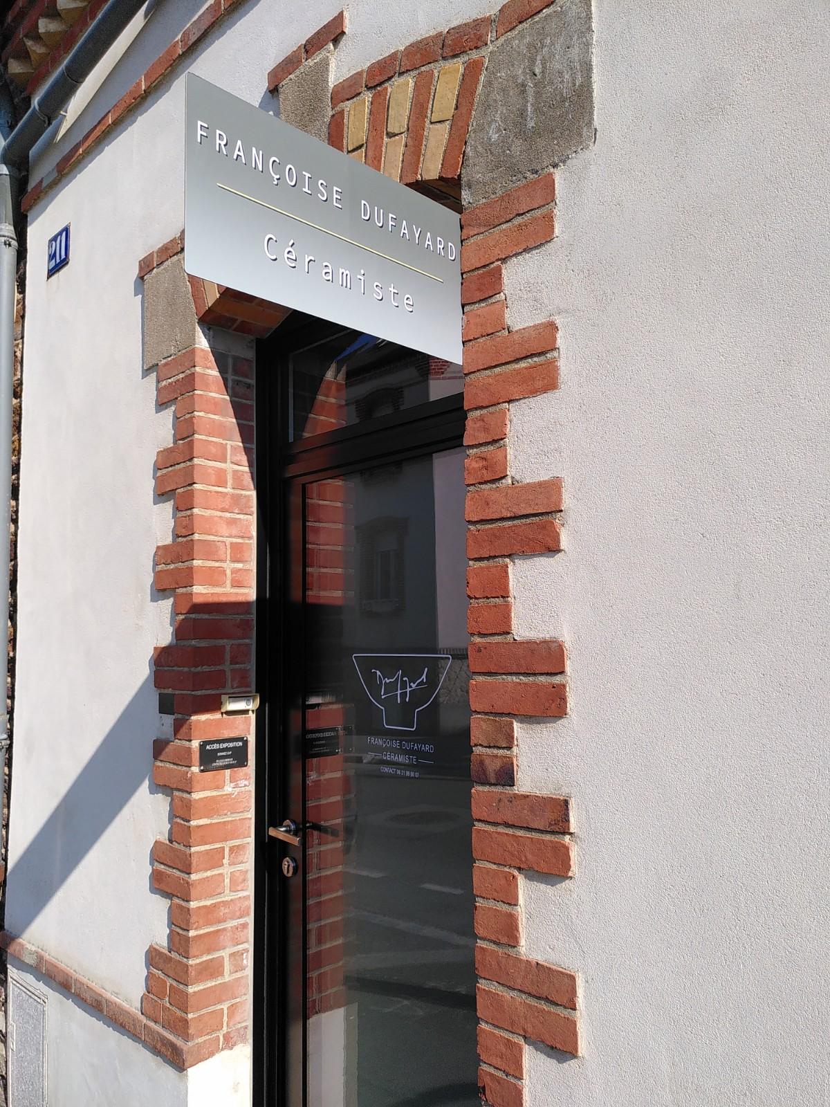 Entrée Espace-Galerie